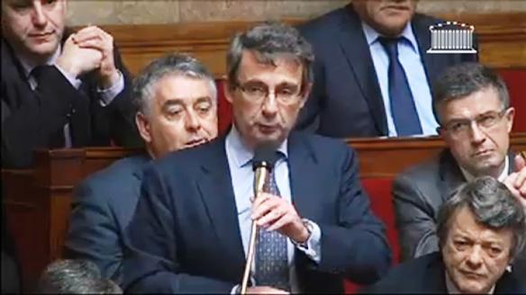 Jean-Christophe Fromantin, l'entrepreneur devenu député-maire de Neuilly, interpelle le Garde des Sceaux