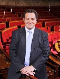 Jean-Frédéric Poisson, député-maire de Rambouillet, membre de l'Entente parlementaire